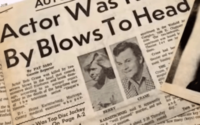"Why I Wrote ""Who Killed Bob Crane?"""