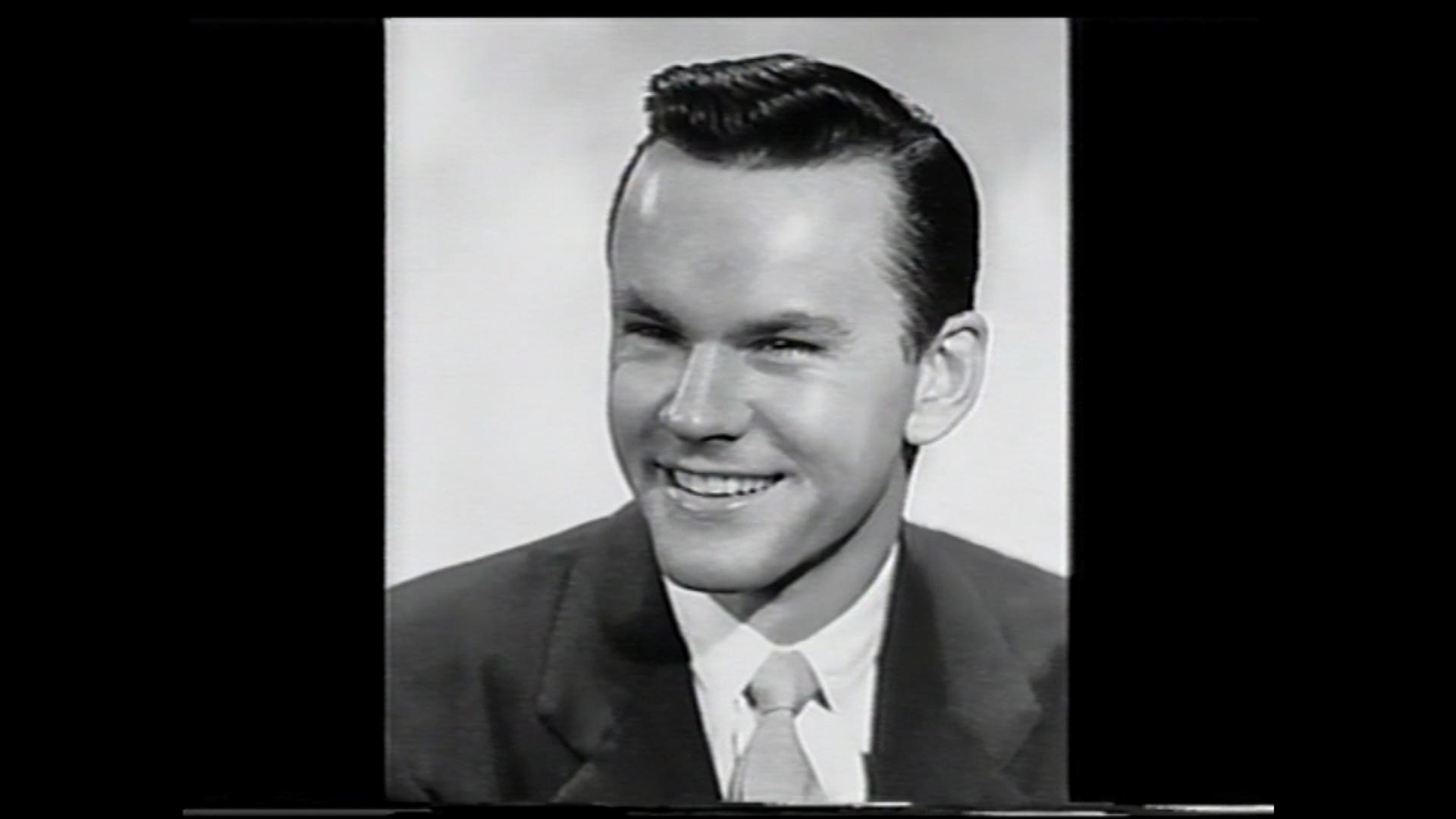 Portrait of Bob Crane